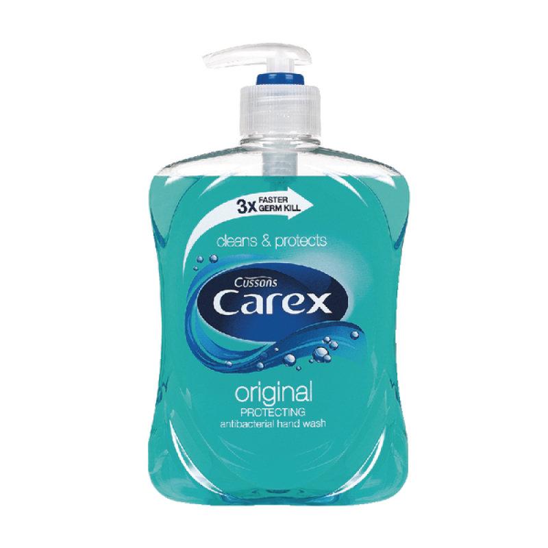 Carex Liquid Hand Soap 500ml Each