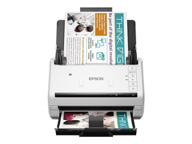Epson WorkForce DS-570W Wireless Sheetfed Document Scanner