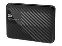 WD My Passport X 3TB USB 3.0 Hard Drive