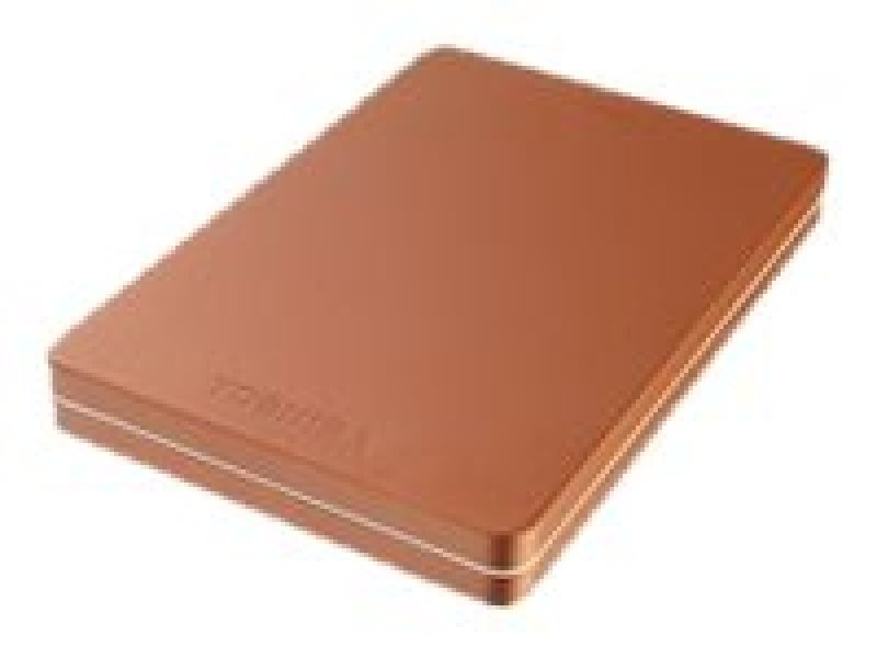 Toshiba Canvio Alu 500GB Hard Drive
