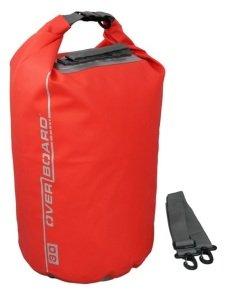 OverBoard Red Waterproof Dry Tube Bag - OB106R