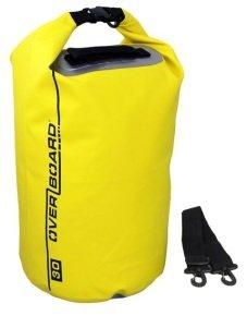 OverBoard Yellow Waterproof Dry Tube Bag - OB1006Y