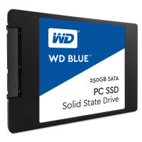 WD Blue 250GB 2.5-inch Internal SSD