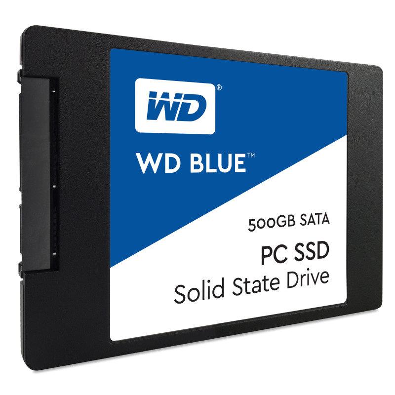 WD Blue 500GB 2.5-inch Internal SSD