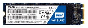 WD Blue M.2 500GB Internal SSD