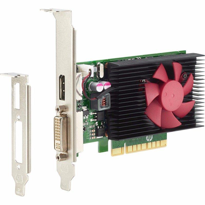HP NVIDIA GeForce GT 730 2GB GDDR3 Graphics Card N3R90AA