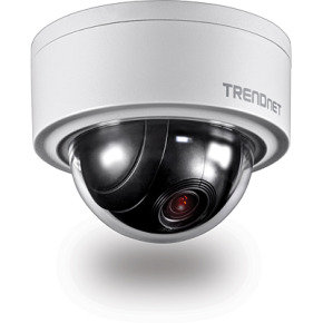 TRENDnet Indoor / Outdoor 3 MP Motorized PTZ Dome Network Camera