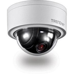 TRENDnet Indoor / Outdoor 3 MP Motorized PTZ Dome Network Camera
