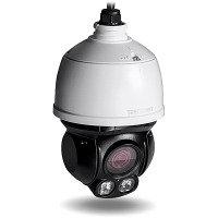 TRENDnet Outdoor 2 MP Full HD 1080p PoE+ IR Mini Speed Dome Network Camera