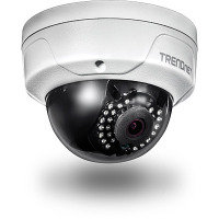 TRENDnet Indoor/Outdoor 4 MP PoE Dome Day/Night Network Camera