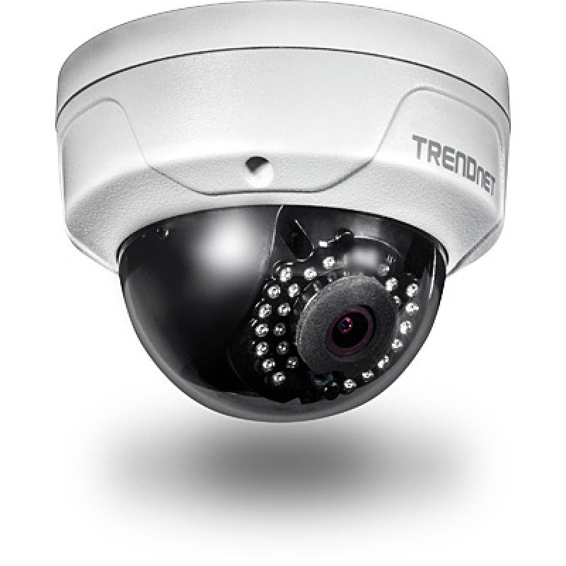 TRENDnet Indoor/Outdoor 4 MP PoE Dome Day/Night Network Camera