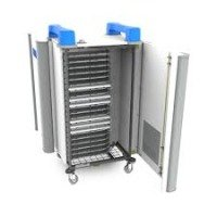 Lapcabby UniCabby 20H 20 Port Trolley - Store and Charge Only