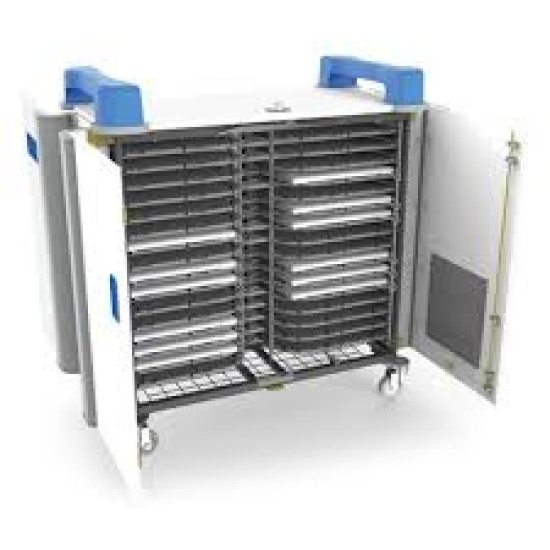 UniCabby 32-Device Mobile AC Charging Trolley