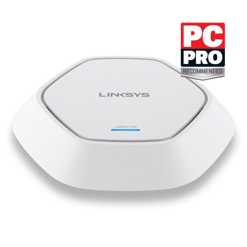 Linksys Dual Band AC1750 3x3 PoE Acess Point