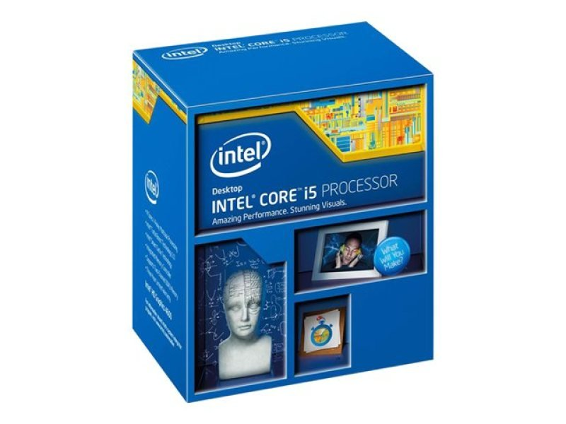 Intel Core i5-6600K 3.5GHz Socket 1151 6MB L3 Cache Retail Boxed Processor