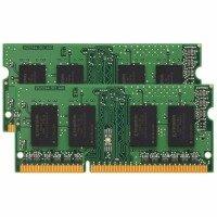 Kingston KVR16LS11K2/8 8GB (4GB x2) Kit DDR3L 1600Mhz Non ECC Memory RAM SODIMM