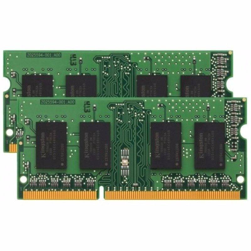 For Kingston 16GB 2x 8GB DDR3L-1600MHz Laptop Memory PC3L-12800 SODIMM tested