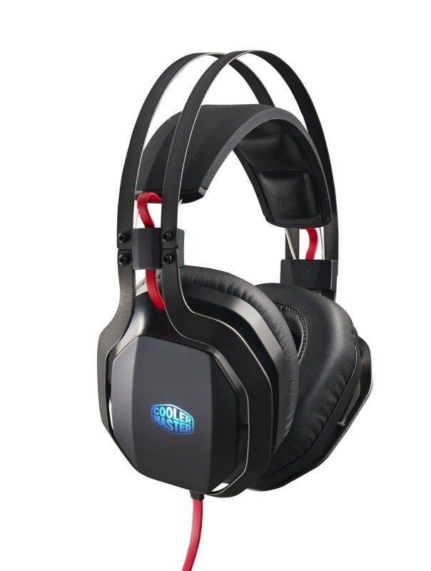 Cooler Master MasterPulse Pro with Bass FX over-ear Gaming Headset SGH-8700-KK7D1