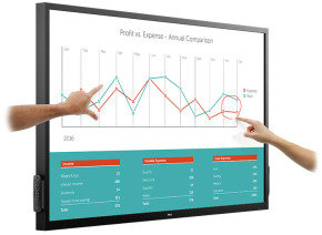 "Dell C7017T 70"" Interactive Conference Room Monitor"