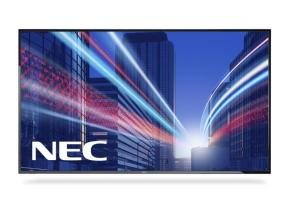"NEC E505 MultiSync 50"" Large Format Display"