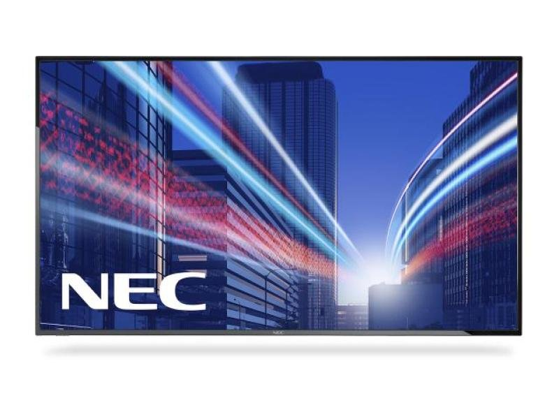 "NEC E505 MultiSync 50"" Large Format Display"