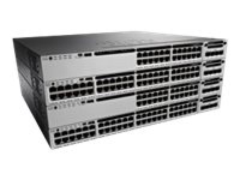 Cisco Catalyst 3850-48PW-S 48 Port Managed Switch