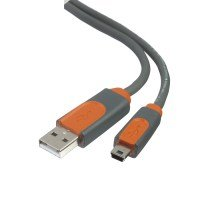Belkin Premium USB2.0 A-Mini B Cable 3m