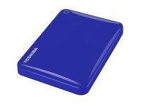 Toshiba Canvio Connect II - 2.5Inch 3TB USB 3.0 Portable Ext HDD Blue