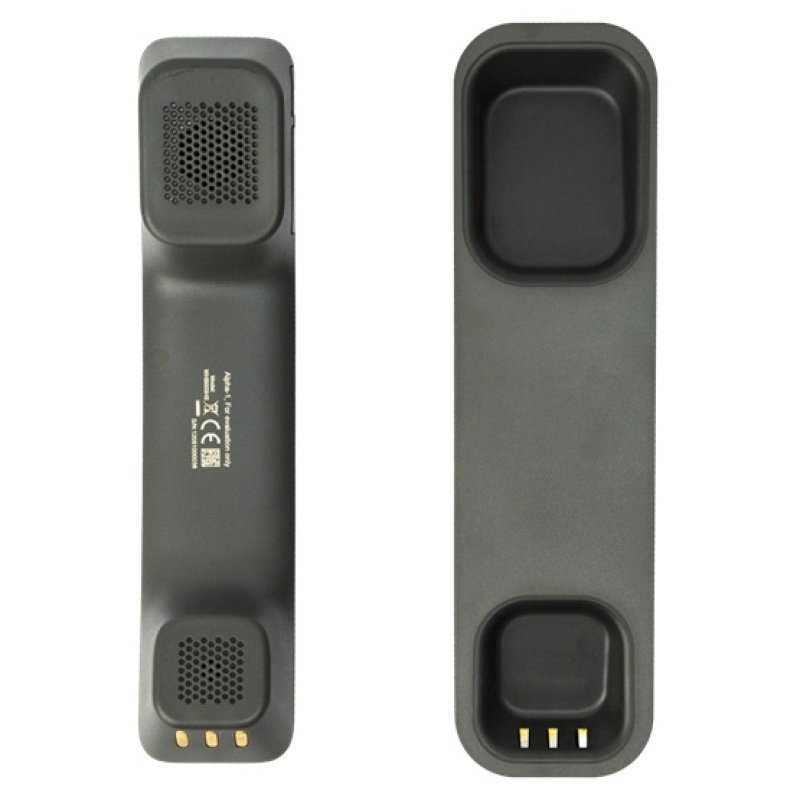 Handset 450 Hand-Held Softphone - Wireless Technology Usb Black