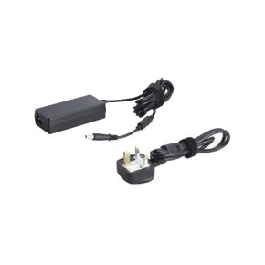Dell UK/Irish 65W AC Adapter with power cord
