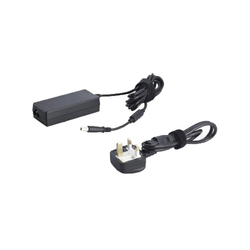 Dell UKIrish 65W AC Adapter with power cord