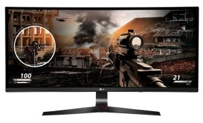 "LG 34UC79G 34"" Curved IPS Gaming Monitor"