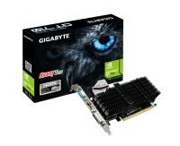 Gigabyte NVIDIA GeForce GT 710 1GB GDDR3 Graphics Card GV-N710SL-1GL