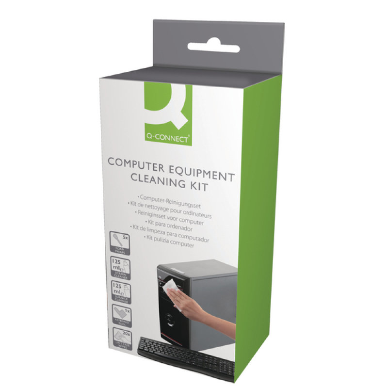 Q-connect Equipment Cleaning Kit