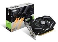 MSI Nvidia GeForce GTX 1050 2G OC 2GB GDDR5 Graphics Card