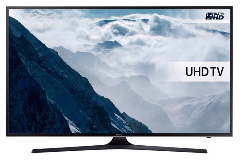 "Samsung KU6020 40"" Ultra HD 4K Smart TV"