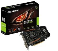 Gigabyte Nvidia GeForce GTX 1050 Ti OC 4GB Graphics Card
