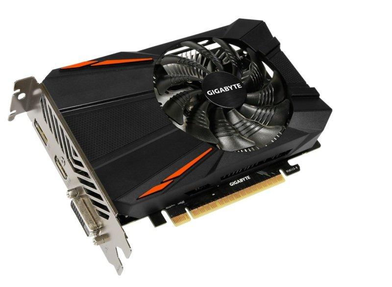 Gigabyte GeForce GTX 1050 Ti D5 4GB GDDR5 Graphics Card