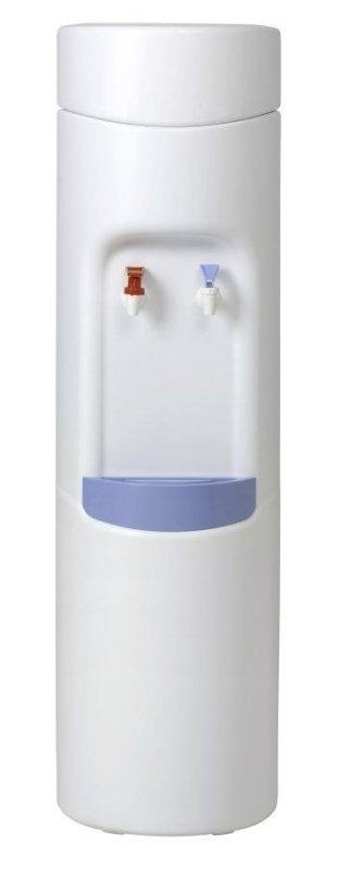 Floor Standing Water Cooler Dispenser White