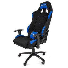 AK Chair K7012 Black Blue