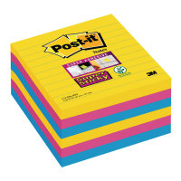 Postit Ss Notes Rio Lined 101x101 P6