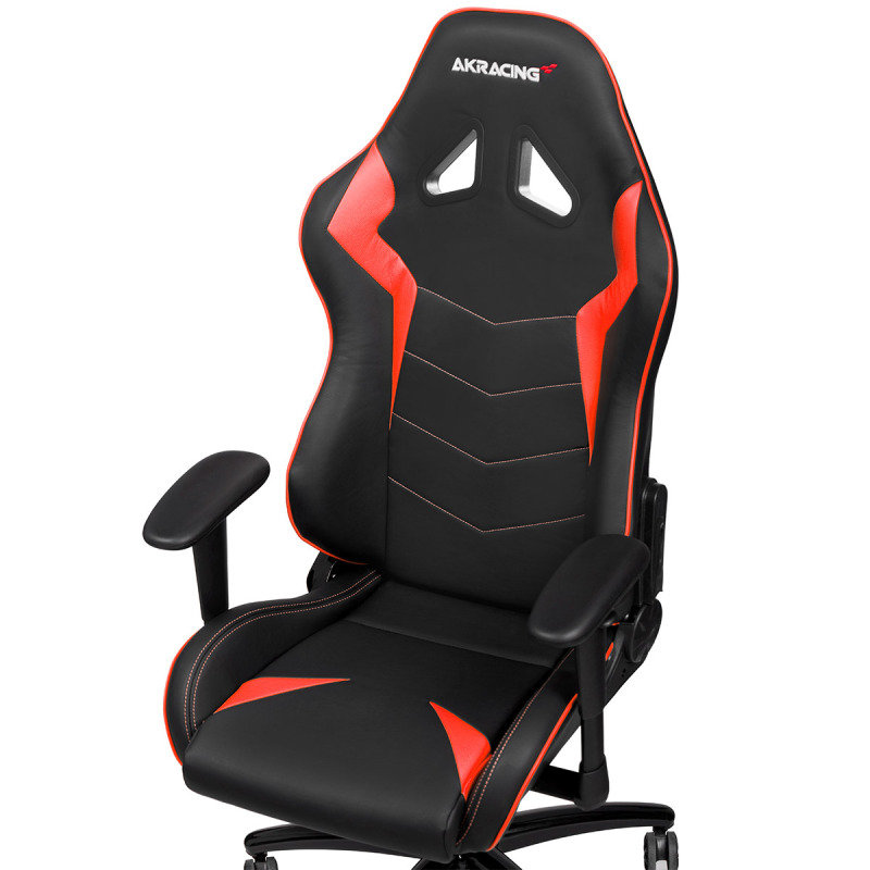 Ak Racing Octane Gaming Chair Red Ebuyer