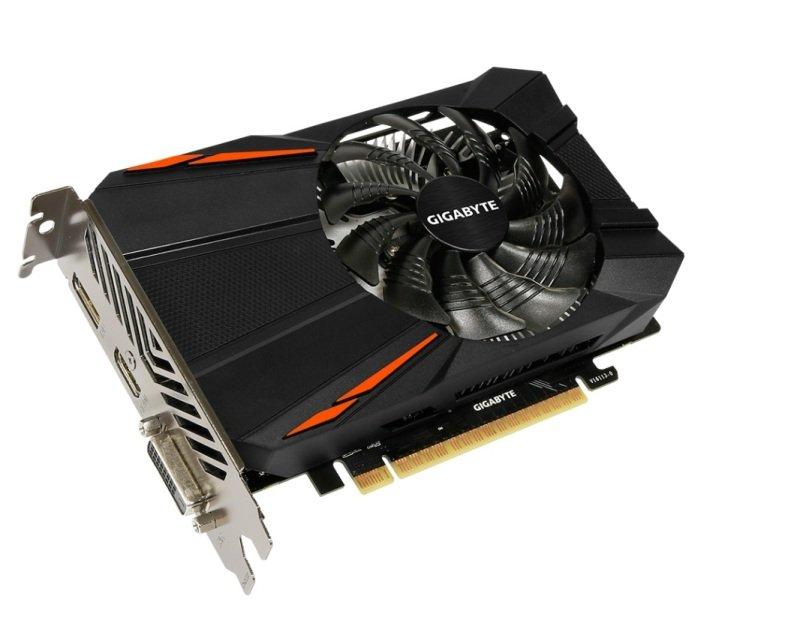 Gigabyte Nvidia GeForce GTX 1050 D5 2GB