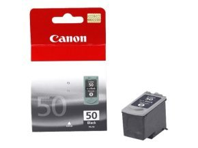Canon Pg-50 Blk Ink Cart 0616b001