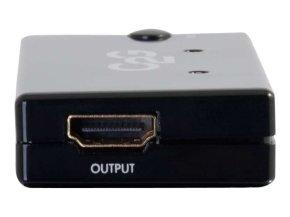 Cbl/2 Port Compact HDMI Switch