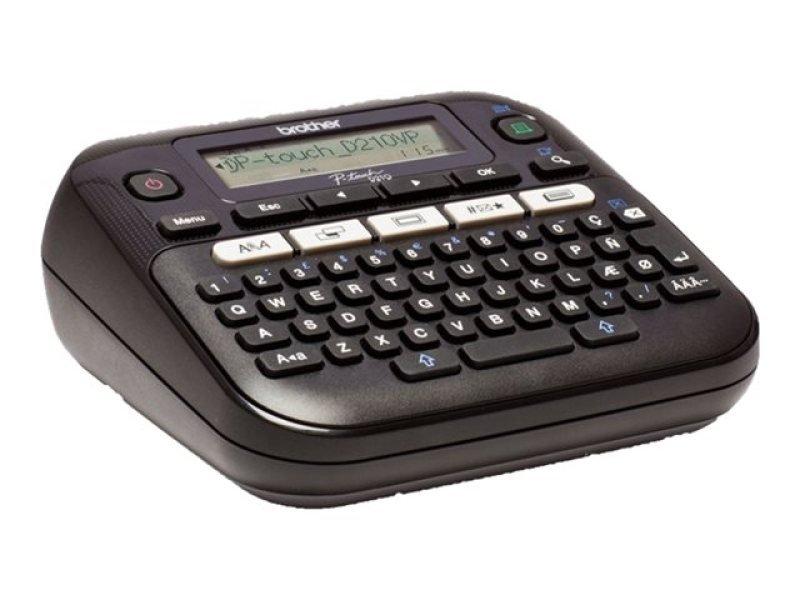 Brother PT-D210VP Desktop Labelling Machine