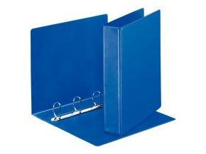 Esselte Presentation Ring Binder Polypropylene 4 D-Ring 40mm A4 Blue (Pack 10)