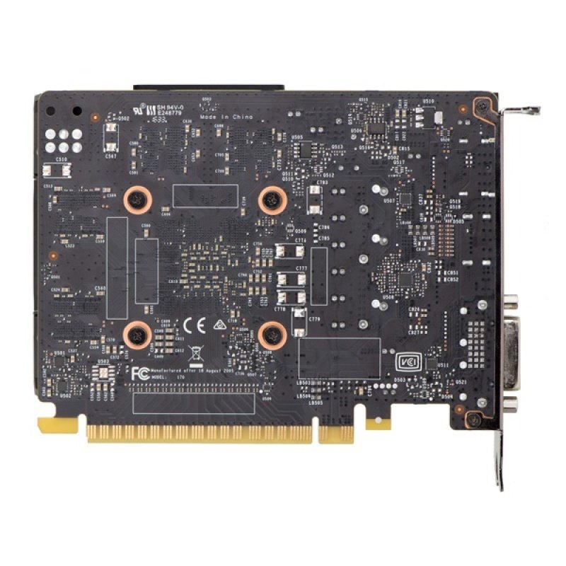 EVGAGeForceGTX1050GAMING 2GB GDDR5 DVI-D HDMI DisplayPort PCI-E Graphics Card