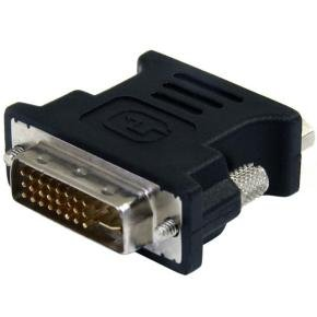 Startech.com DVI to VGA Cable Adapter - Black - M/F