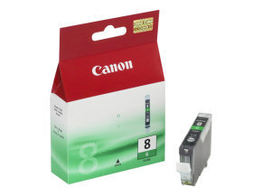 Green Ink Cartridge 0627b001